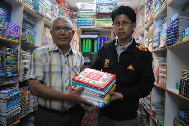 project2-books-distribution